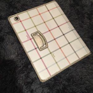 Coach iPad Hard Cover